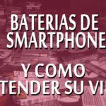 extender vida de baterias