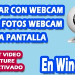 grabar con webcam