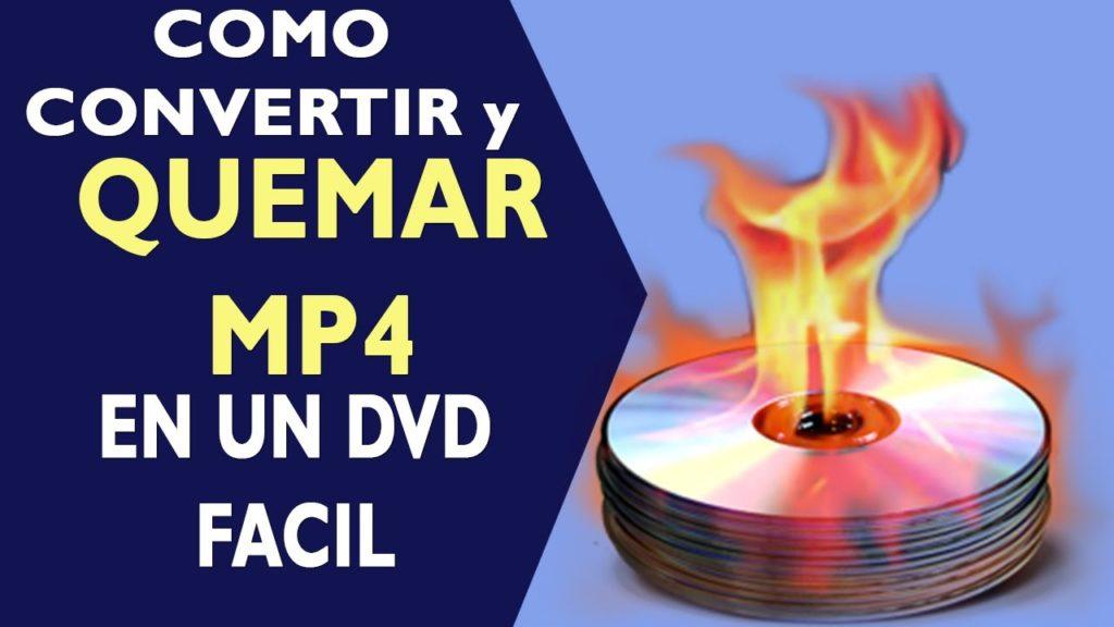 quemar mp4