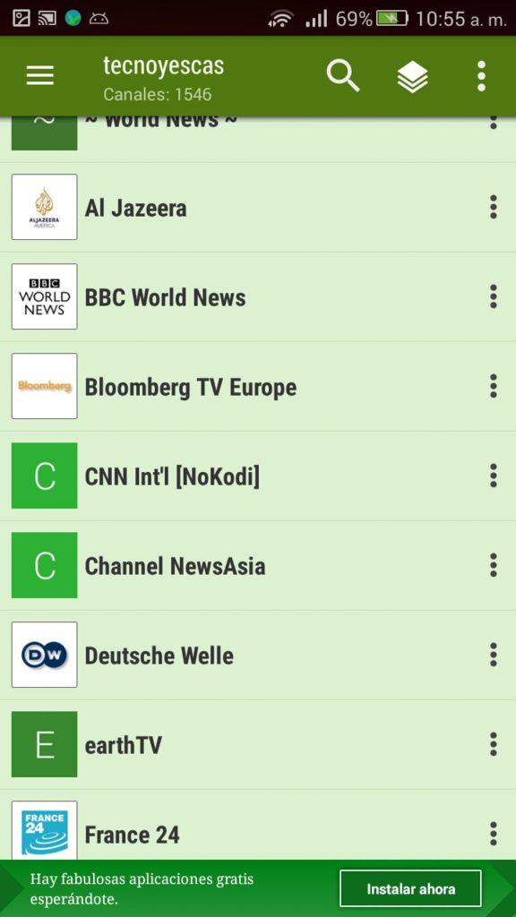 lazy iptv canales online gratis