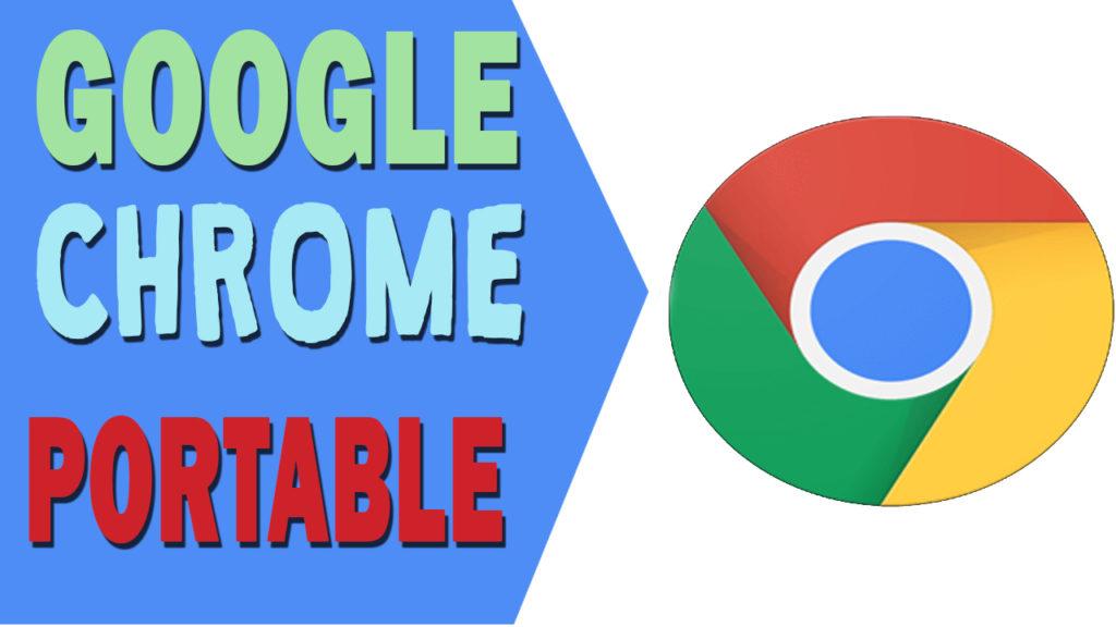 descargar google chrome portable