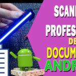 escaner de documentos