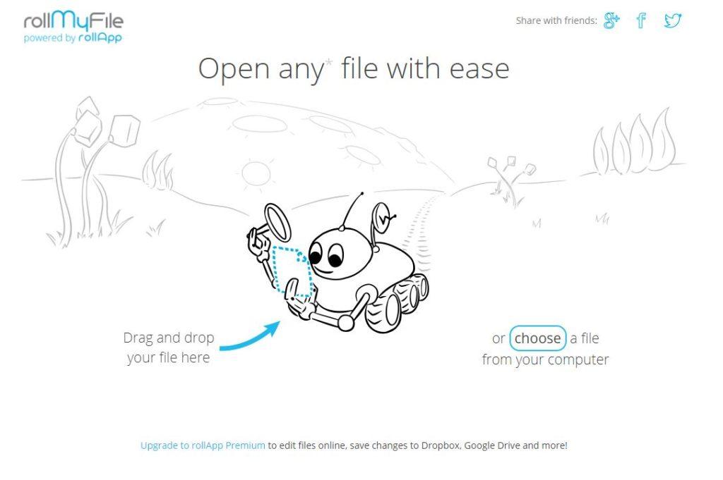 abrir cualquier archivo sin programas