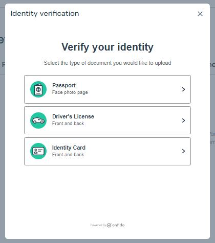 verificar identidad airtm
