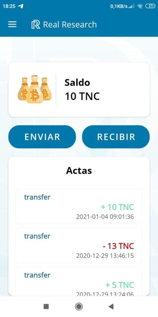 wallet TNC