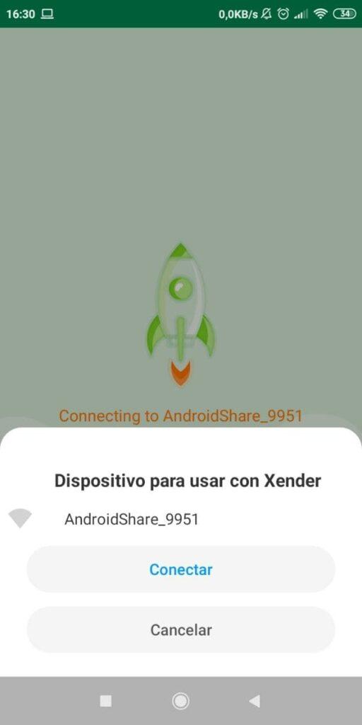 xender transferencia app