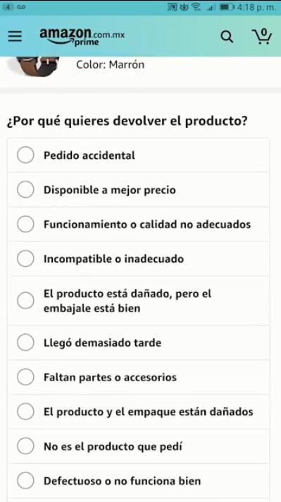 Amazon-Producto