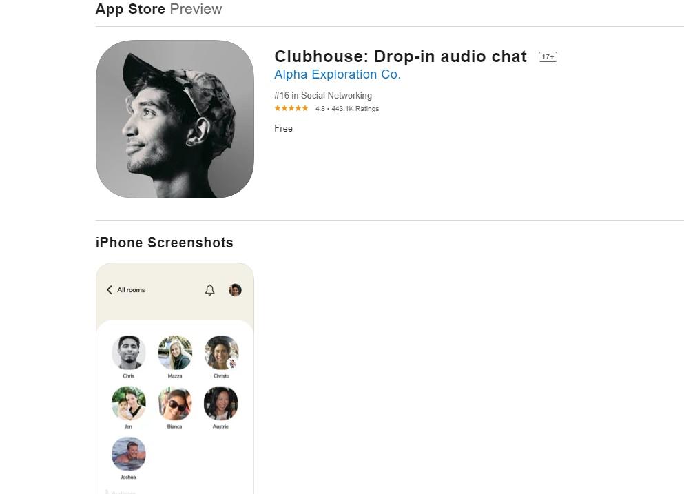 entrar-clubhouse-nueva-app